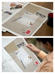 Doctor +: Printing Prescriptions, 1 Print Ad by DH,LO Creative Boutique, Dhar & Hoon