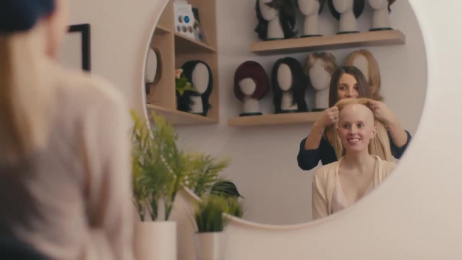 Cancer Council Nsw: Wig Service Film by Flint Productions, VCCP Sydney