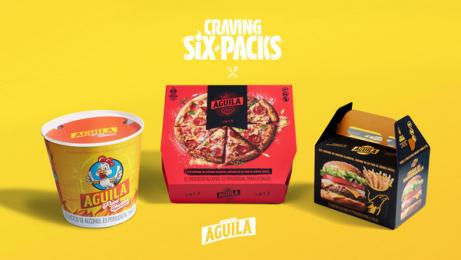 Aguila: Craving Sixpacks, 5 Print Ad by MullenLowe SSP3 Bogota, Tonka Films