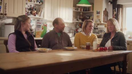 Kellogg's Corn Flakes: My Perfect Bowl Film by Annex Films, Leo Burnett London