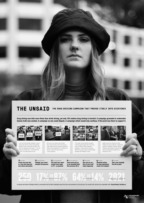 The Unsaid, 3
