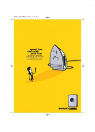 Zanussi Electrolux: WAVE [alternative] Print Ad by BBH London