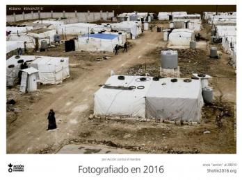 Action Against Hunger: Lebanon Print Ad by Shackleton Spain