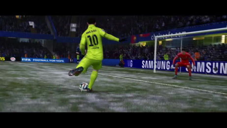 FIFA 15: Messi vs Hazard Film by Ad-hoc, Wieden + Kennedy Amsterdam