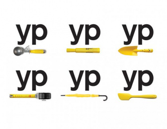 Yellow Pages/ YP: The New Way To Do, 2 Design & Branding by Interbrand Group