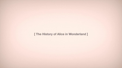 Quercus Books: Alice in wonderland Film by H-57