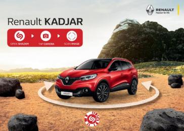 Renault: Renault Print Ad by Publicis Conseil Paris