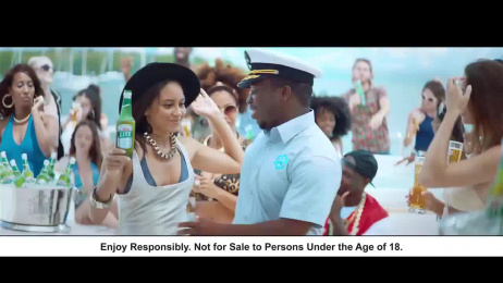 Castle Lite: On a Boat Film by Ogilvy Cape Town