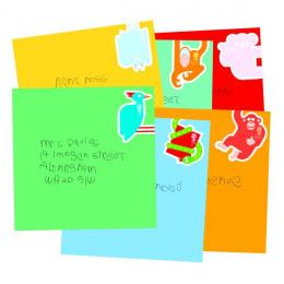 Royal Mail: Animail stamps, 1 [alternative color spectrum] Design & Branding by Osborne Ross