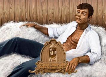 MR MIN WOOD POLISH: Pinocchio Print Ad by Euro RSCG Johannesburg