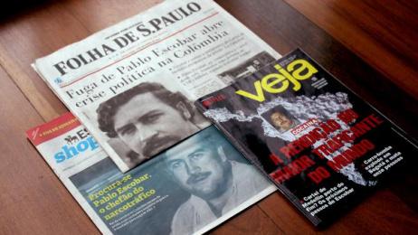Netflix: Hunt on the News [image] 2 Design & Branding by Akqa Sao Paulo