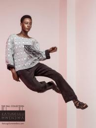Katungulu Mwendwa: The Fall Collection, 1 Print Ad by Isobar Nairobi