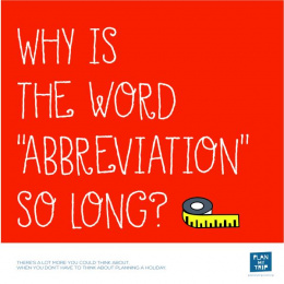 Plan My Trip: Abbreviation Print Ad by Outreach Nepal