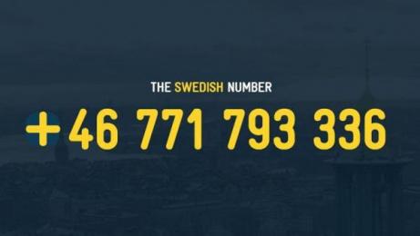 "Swedish Tourist Association/ Stf: Saying ""hallå"" To The World, 2 Digital Advert by Cohn & Wolfe"