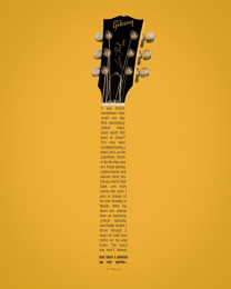 Gibson Guitars: Worst Day Ever - Teacher Print Ad by Miami Ad School New York