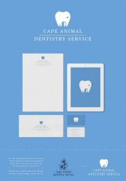 Cape Animal Dentistry: Cape Animal Dentistry Service, 3 Design & Branding by Foxp2 Cape Town