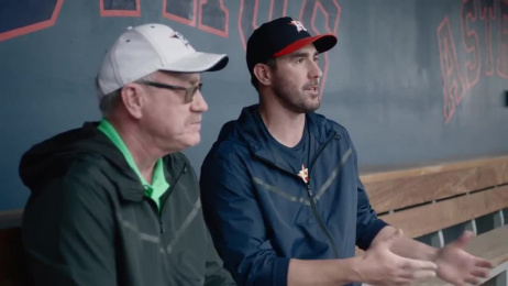 Flonase: The Greatest Season Ever With Justin and Richard Verlander Film by Rodeo Show, Weber Shandwick New York