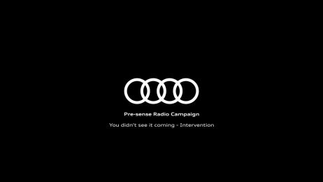 Audi: Intervention Radio ad by Tonic Dubai