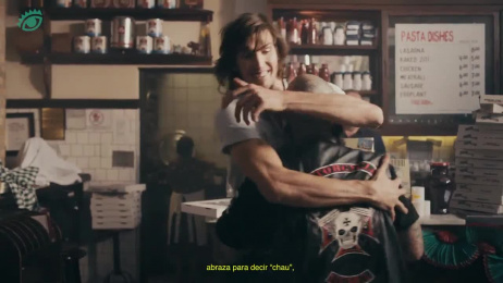 Axe: Nicknames - Tommy Hugs [spanish] Film by Landia, Ponce Buenos Aires