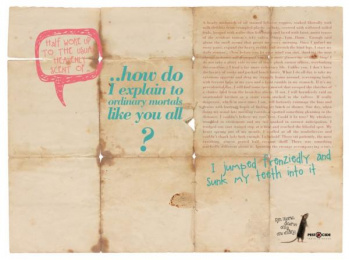 Pest Repellent: End the fairy tale Print Ad by Chirpy Elephant