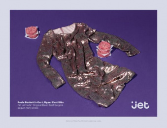 Jet.com: Dress Beef Print Ad by Pereira & O'Dell New York