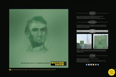 Western Union Money Transfer: Lincoln Fahd Print Ad by McCann Erickson Mumbai
