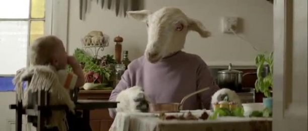 Pepto Bismol: The Boy Raised by Goats Film by Publicis Kaplan Thaler New York, The Sweet Shop