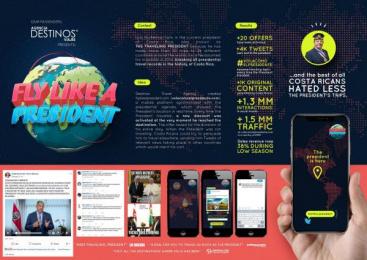 Destinos Travel Agency: Destinos Travel Agency Digital Advert by McCann San José