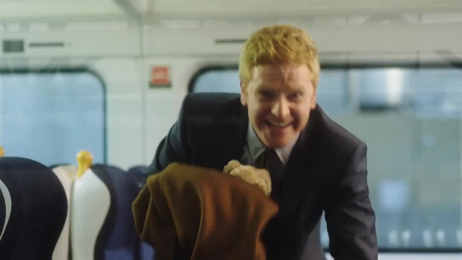 Irish Rail: YOU WON'T GET OFF Film by Hinterland, Publicis Dublin