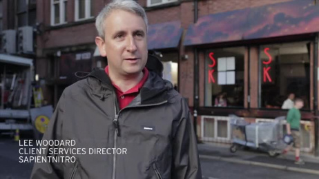 Britain's Beer Alliance: there's a beer for that Making of by 2am Films, SapientNitro London