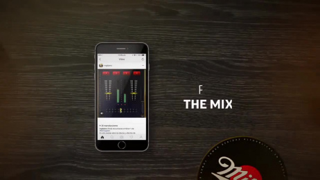 Miller: RemixGram Digital Advert by Phantasia Studio, Wunderman Phantasia Lima
