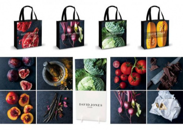 David Jones: Building a Foods Brand, 7 Design & Branding by Woolworths Agency