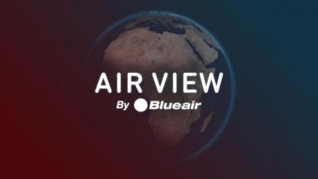 Blue air: Air View [image] 2 Digital Advert by Burson-Marsteller