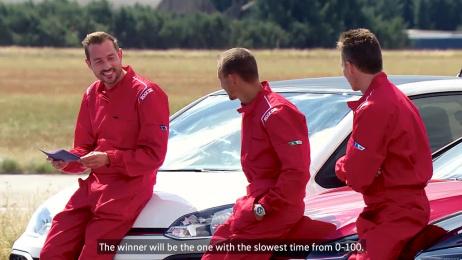 Volkswagen: The GTI 0-100 Challenge Film by DDB Copenhagen