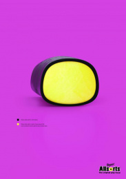 Beacon Allsorts: The Cylinder Print Ad by TBWA\Hunt\Lascaris Johannesburg
