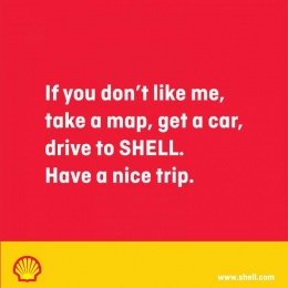 Shell: From Hell to SHELL, 2 Print Ad by University AAB Kosovo