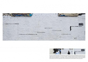 End Youth Homelessness: Hanging Outdoor Advert by Leo Burnett London