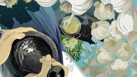 Gastropolis: Cooking Experience, 6 Print Ad by White Rabbit
