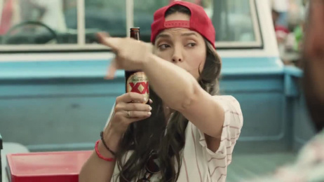 Dos Equis: Visor Film by Droga5 New York