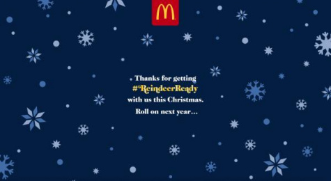 Reindeer Ready Live App: Reindeer Ready Live Digital Advert by Leo Burnett London, MPC