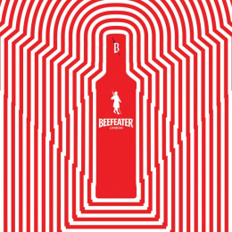 Beefeater: Beefeater Gin UK OOH, 5 Outdoor Advert by Impero