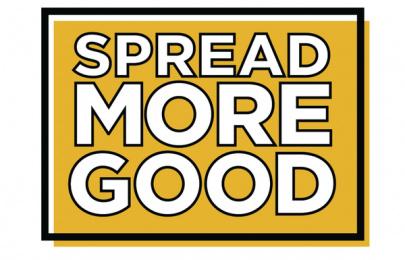 Mckinney: #SpreadMoreGood Digital Advert by McKinney Durham