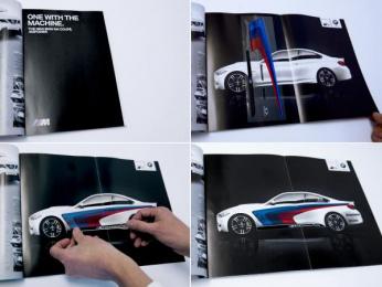 BMW: BMW M4 Direct marketing by Ireland/Davenport