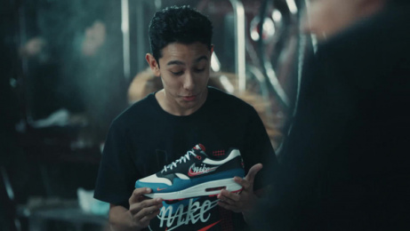 Foot Locker: No Matter What, 2 Film by BBDO New York, Reset Content