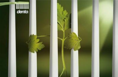 Dento: PRISIONER Print Ad by FCBMAYO Santiago