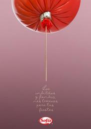 Sofía: Balloons Print Ad by Sushi Agencia Creativa Salta Argentina