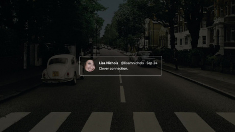 Volkswagen: Abbey Road with Park Assist, 1 Film by DDB Stockholm
