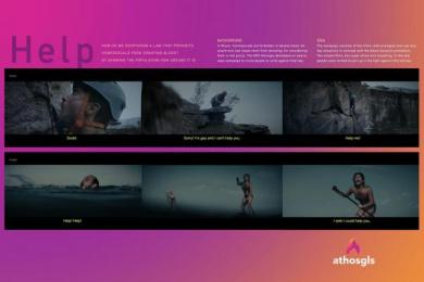 ATHOSGLS: ATHOSGLS Film by Y&R Sao Paulo