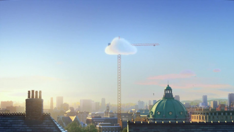 Mcvitie's: The Crane Driver Film by Grey London, Nexus Productions