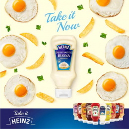 Heinz: Mayo Print Ad by DUDE Milan